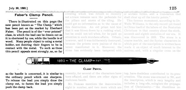 ClampPencil