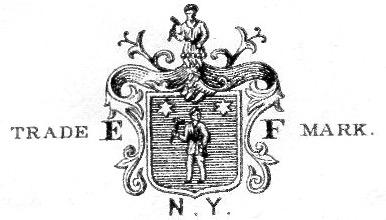 Eberhard Faber 1882 Crest Logo