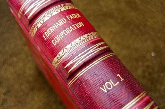 Faber Book Spine 1