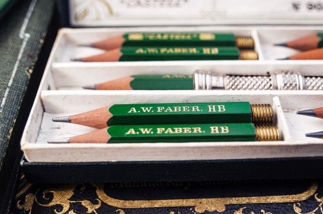 A.W.FaberPocketPencils2