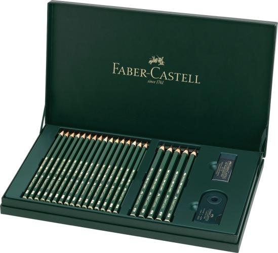 119091_Castell 9000 Gift Box set