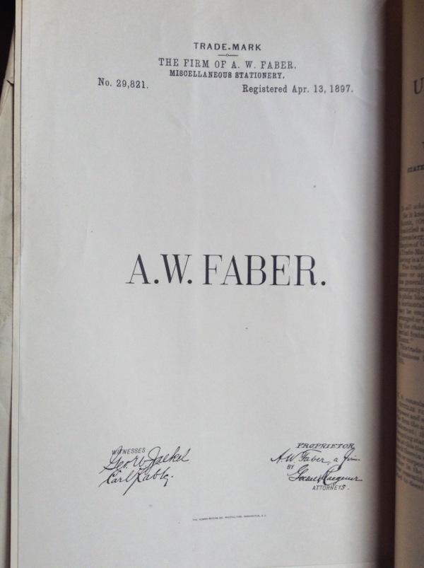 A.W.FaberTrademark3
