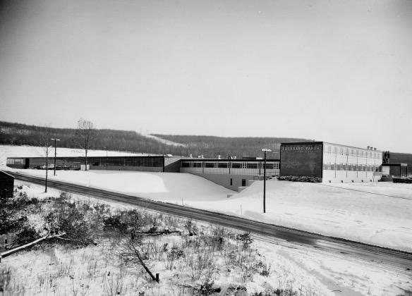 Eberhard Faber Plant 1957