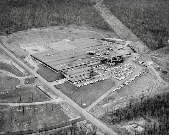 Eberhard Faber Plant Construction 1