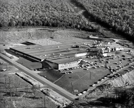 Eberhard Faber Plant Construction 2