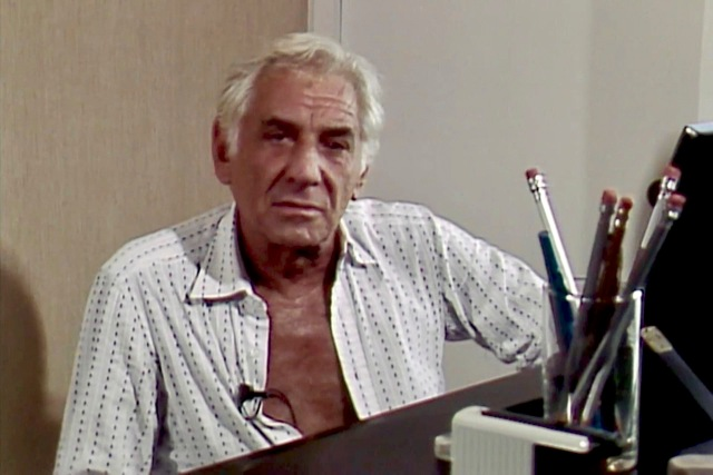 Bernstein with Alpheus Pencils