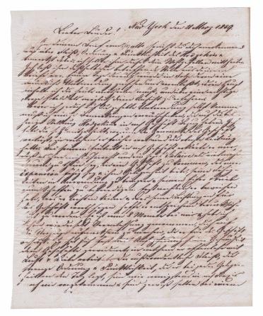 Eberhard Faber Letter 1859 p. 432